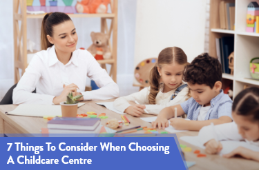 Little Wonders Montessori childcare centre