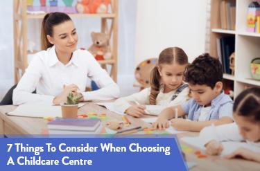 Little Wonders Montessori childcare centre