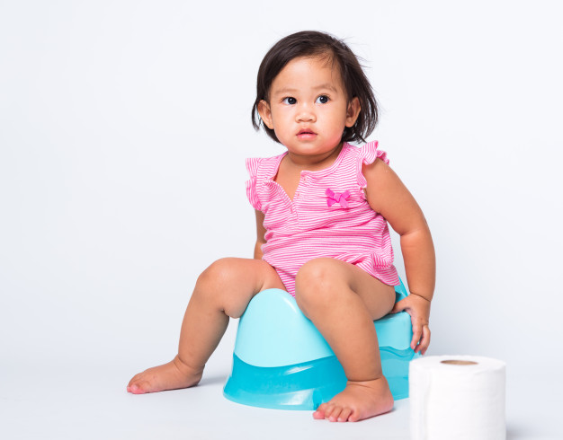 Little Wonders Montessori potty training for toddler
